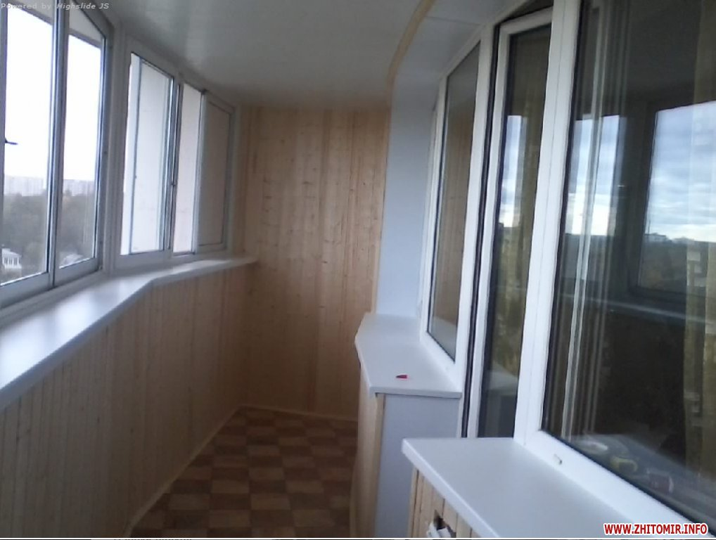 Житомир.info остекление и отделка балконов и лоджий под ключ.