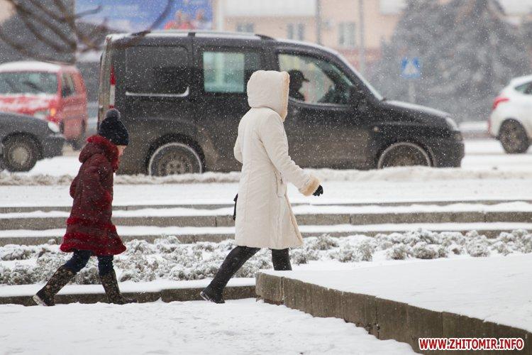 """У Житомирі нові """"старі"""" обранці знов не впоралися зі снігом"""