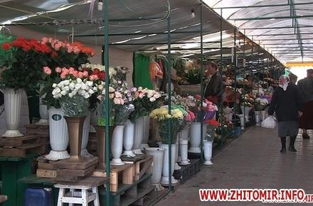 Квітковий ринок по вулиці Небесної Сотні вже не перший рік хвилює міську  владу 0aa5ca4e8a2e5