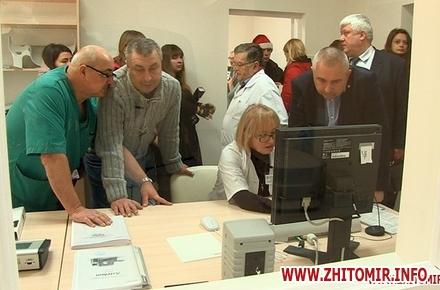 2017 01 11kayU 6 w440 h290 - У Житомирській обласній лікарні розповіли, коли і як пацієнти зможуть проходити обстеження на новому комп'ютерному томографі