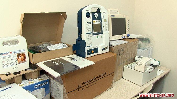 kayU 3 - У Житомирській обласній лікарні розповіли, коли і як пацієнти зможуть проходити обстеження на новому комп'ютерному томографі
