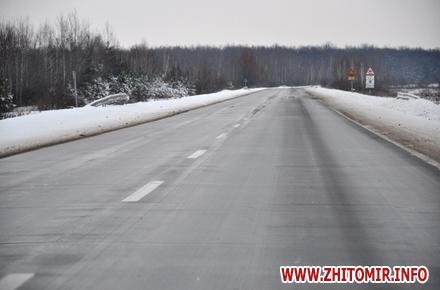 2017 01 1221657 w440 h290 - Серед інших регіонів України Житомирська область й надалі залишається у списку з критичним рівнем аварійності на дорогах