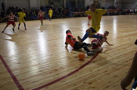2017 01 19zaKu w440 h290 - Анонс матчів чемпіонату Житомира з футзалу на 21-22 січня