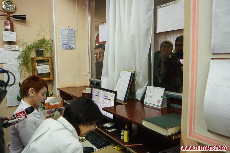 sypryn zhitomir 14 - У Житомирі чиновники показували Уляні Супрун та її заступнику амбулаторію і поліклініку. Фоторепортаж