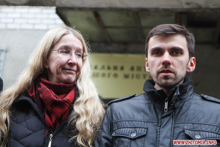 sypryn zhitomir 21 - У Житомирі чиновники показували Уляні Супрун та її заступнику амбулаторію і поліклініку. Фоторепортаж
