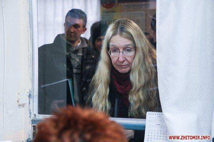 sypryn zhitomir 22 - У Житомирі чиновники показували Уляні Супрун та її заступнику амбулаторію і поліклініку. Фоторепортаж