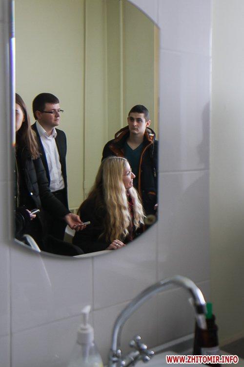 sypryn zhitomir 27 - У Житомирі чиновники показували Уляні Супрун та її заступнику амбулаторію і поліклініку. Фоторепортаж