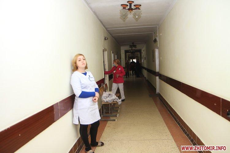 sypryn zhitomir 30 - У Житомирі чиновники показували Уляні Супрун та її заступнику амбулаторію і поліклініку. Фоторепортаж