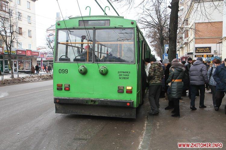 napr gum 4 - Слизькі та неприбрані зупинки громадського транспорту в Житомирі. Фоторепортаж