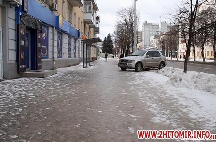 2017 01 25oy oy 12 w440 h290 - З бюджету Житомира планують виділити 15 млн грн на придбання техніки для прибирання доріг і тротуарів