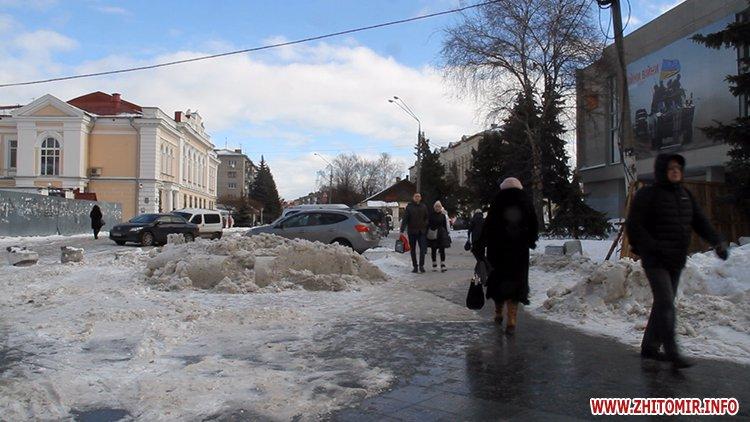 oy oy 07 - З бюджету Житомира планують виділити 15 млн грн на придбання техніки для прибирання доріг і тротуарів
