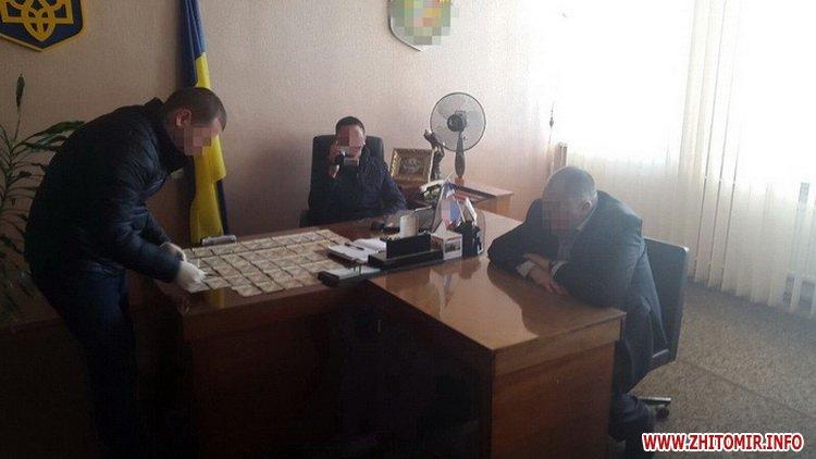 kkkasw 4 - У Житомирській області затримали чергового хабарника – голову РДА