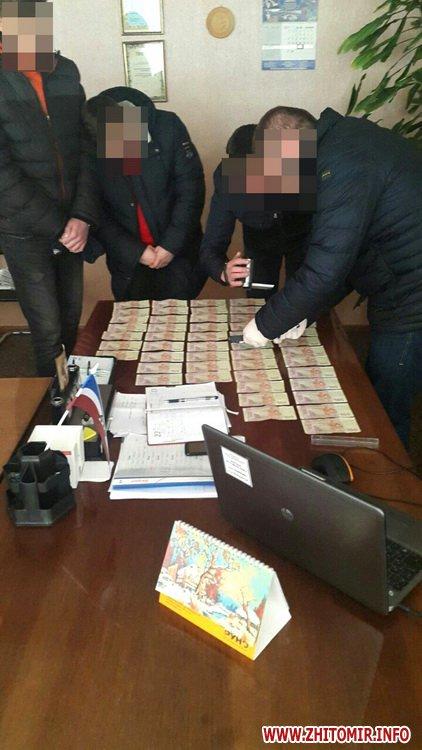 mabHad 2 - У Житомирській області затримали чергового хабарника – голову РДА