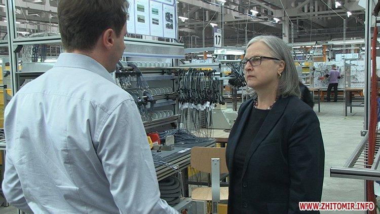 crOmb 1 - Житомирський завод «Кромберг енд Шуберт» вразив Посла Австрії в Україні