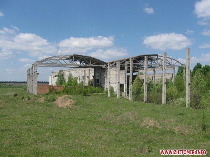 1403.2.b - Фонд держмайна за мільйон хоче продати недобудований цегельний завод у Бердичівському районі