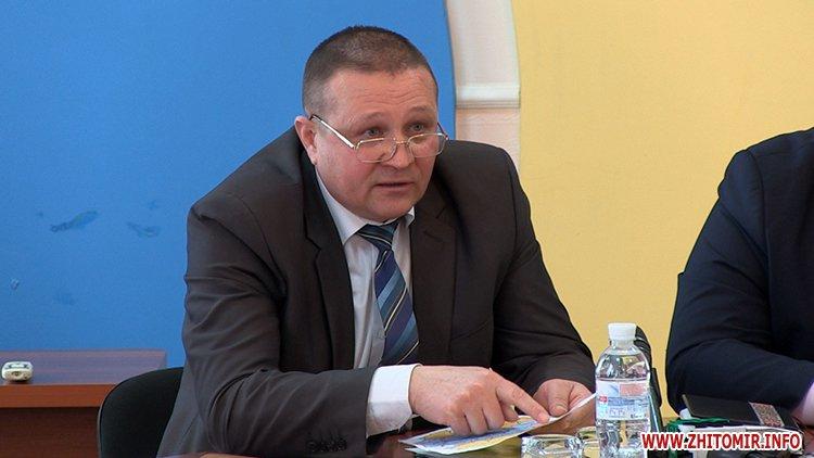 Lychkiv okryg 1 - У Житомирській ОДА розповіли, як працюватимуть госпітальні округи в області