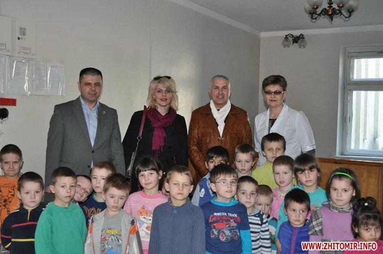 ilgaryshka 2 - «Конгрес Солідарності Азербайджанців України» надав благодійну допомогу дитячому санаторію