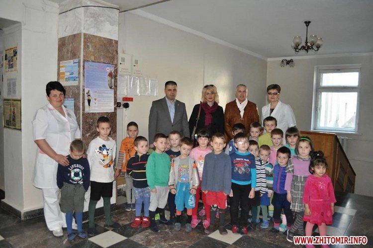 ilgaryshka 3 - «Конгрес Солідарності Азербайджанців України» надав благодійну допомогу дитячому санаторію