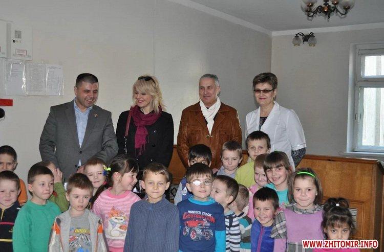 ilgaryshka 4 - «Конгрес Солідарності Азербайджанців України» надав благодійну допомогу дитячому санаторію