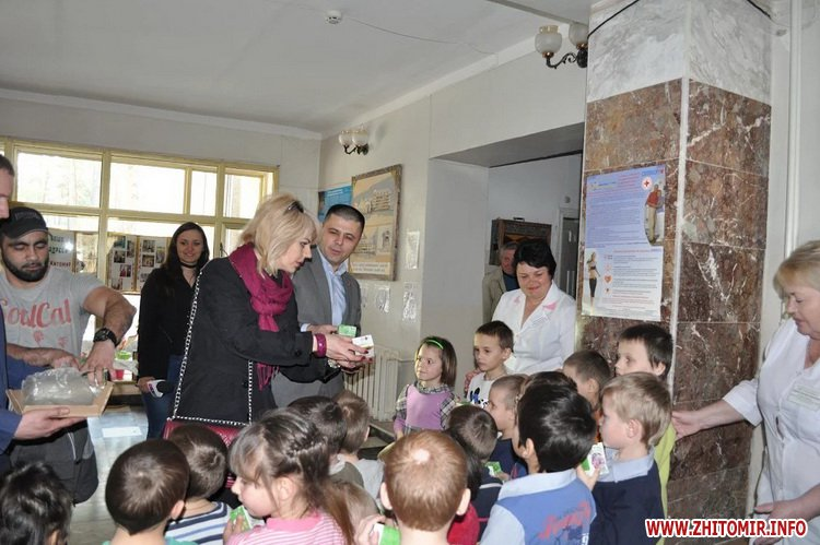 ilgaryshka 7 - «Конгрес Солідарності Азербайджанців України» надав благодійну допомогу дитячому санаторію