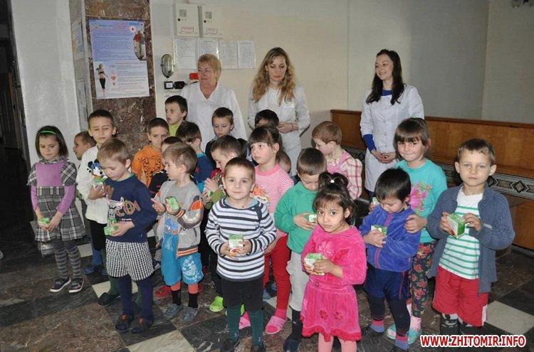 ilgaryshka 8 - «Конгрес Солідарності Азербайджанців України» надав благодійну допомогу дитячому санаторію