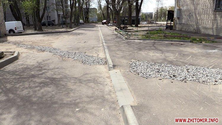 AnTipov pol 2 - Радник мера Житомира перевірив, як прибрали Польову від будівельного сміття, і пообіцяв повернутися ще