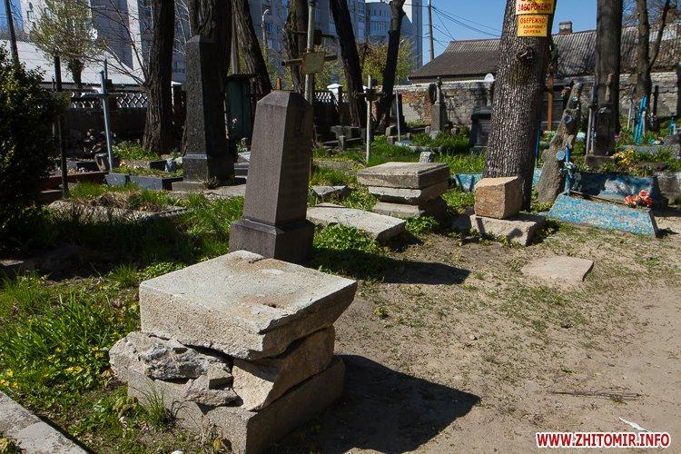 rys kladbize 01 - Руське кладовище у Житомирі перед поминальними днями. Фоторепортаж