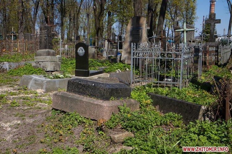 rys kladbize 08 - Руське кладовище у Житомирі перед поминальними днями. Фоторепортаж