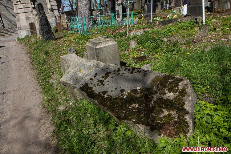 rys kladbize 11 - Руське кладовище у Житомирі перед поминальними днями. Фоторепортаж