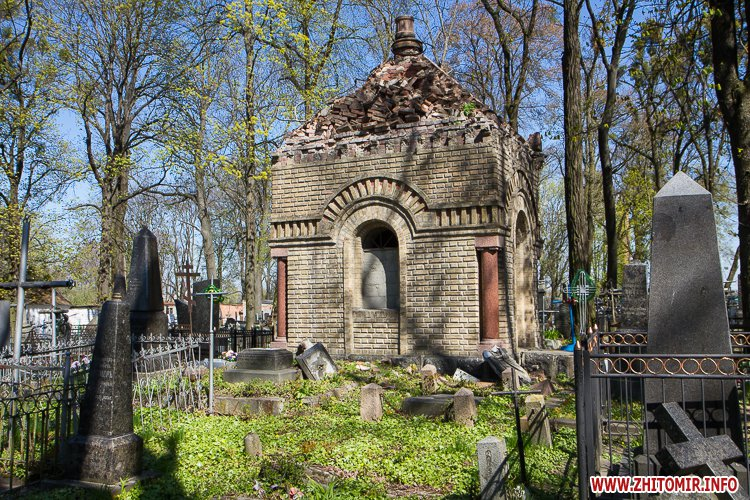 rys kladbize 13 - Руське кладовище у Житомирі перед поминальними днями. Фоторепортаж