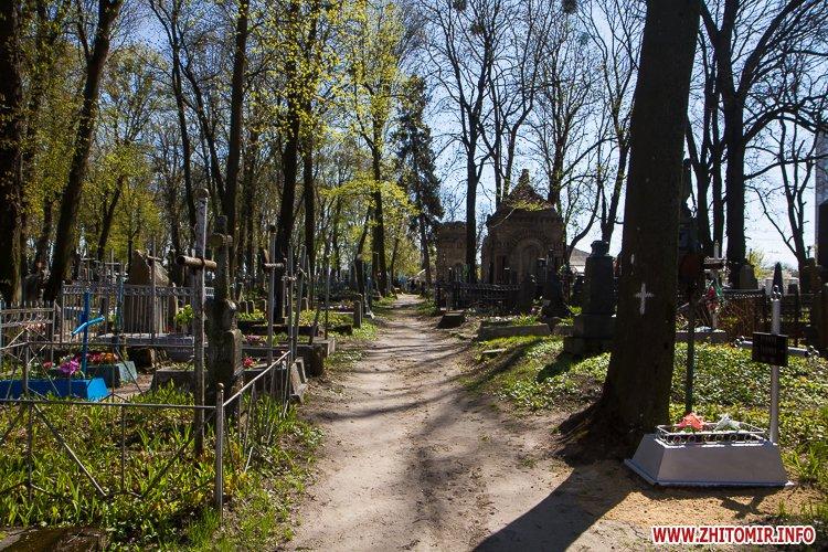 rys kladbize 17 - Руське кладовище у Житомирі перед поминальними днями. Фоторепортаж