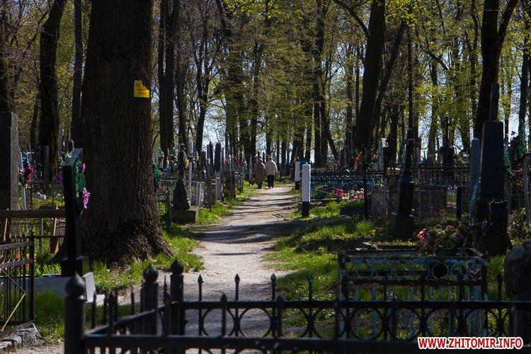 rys kladbize 21 - Руське кладовище у Житомирі перед поминальними днями. Фоторепортаж