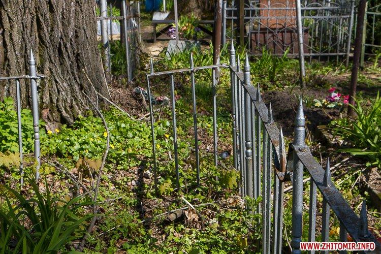 rys kladbize 27 - Руське кладовище у Житомирі перед поминальними днями. Фоторепортаж