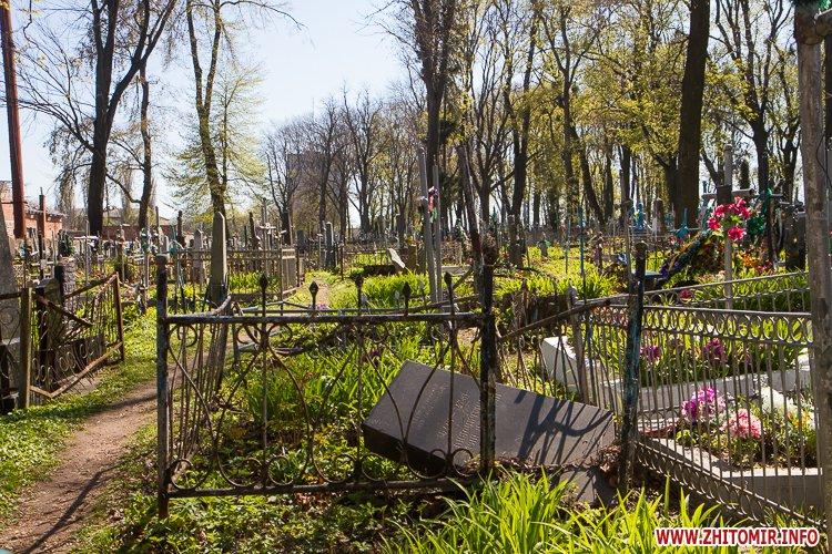 rys kladbize 31 - Руське кладовище у Житомирі перед поминальними днями. Фоторепортаж