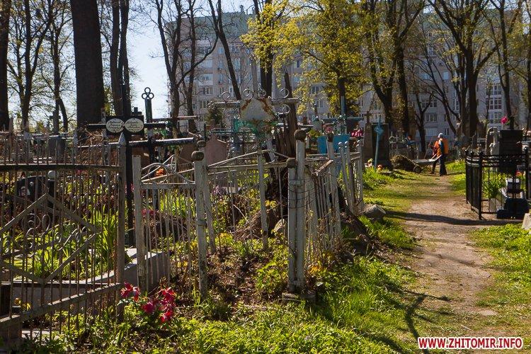 rys kladbize 33 - Руське кладовище у Житомирі перед поминальними днями. Фоторепортаж