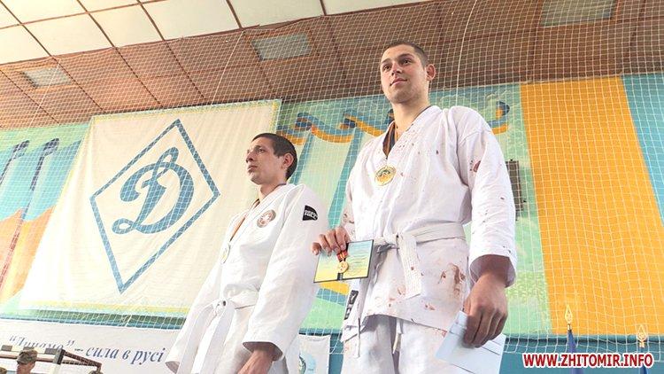 20170421 turnir vdv 07 - У Житомирі нагородили переможців Всеукраїнського турніру з рукопашного бою серед військових