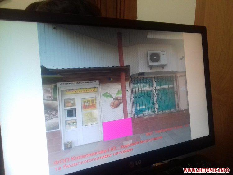 20170426vikonkom 08 - Із третьої спроби Житомирський виконком погодив розміщення на Київській «точок» із продажу морозива і безалкогольних напоїв