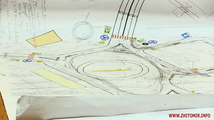 Still0427transport9 - У Житомирській міськраді працюють над схемою руху для велосипедистів на майдані Соборному