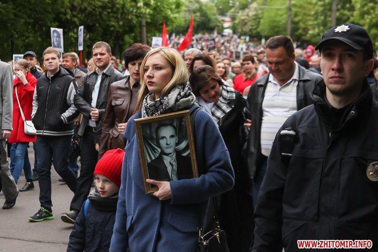 9naj17 monyment 11 - Печененко про 9 травня в Житомирі: Ми разом не допустили провокацій та забезпечили спокій і безпеку