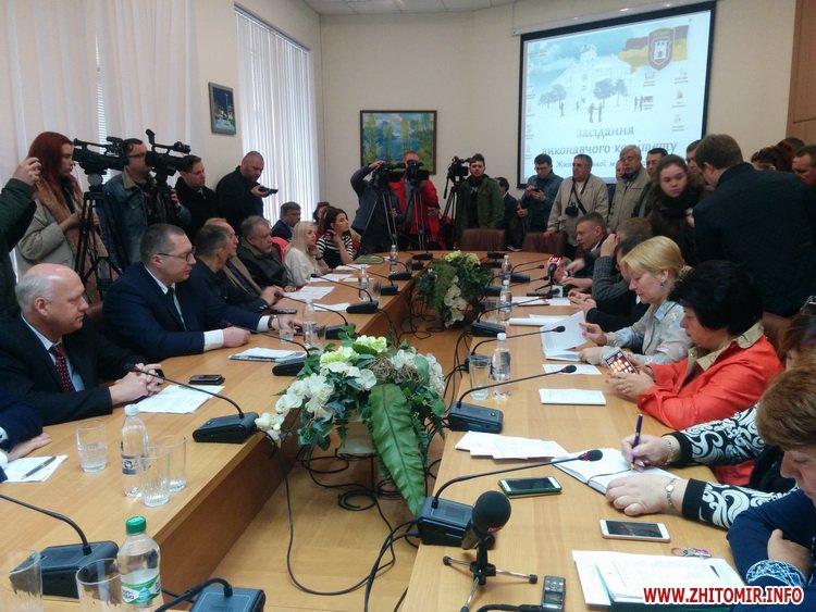 000isp pereviz 3 - Вартість проїзду в маршрутках Житомира залишилася 3 гривні: не вистачило одного голосу