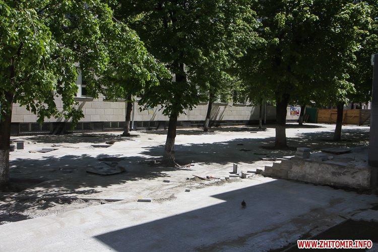 20170515 myhaylivska remont 14 - Житомирську Михайлівську ремонтують одночасно з двох кінців. Фоторепортаж