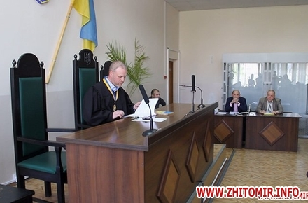 2017 05 16klimenyk syd040517 w440 h290 - Апеляційний суд скасував ухвалу Житомирського райсуду щодо зупинення рішення облради про звільнення Клименюка
