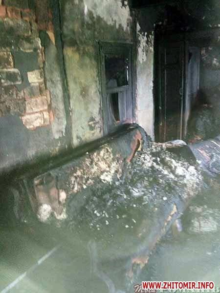 bcasIZ 2 - У селі Житомирської області вигорів будинок – без даху над головою залишилися жінка з дітьми