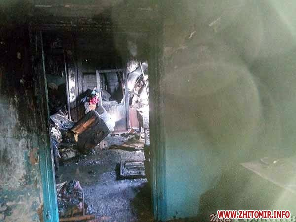 bcasIZ 3 - У селі Житомирської області вигорів будинок – без даху над головою залишилися жінка з дітьми