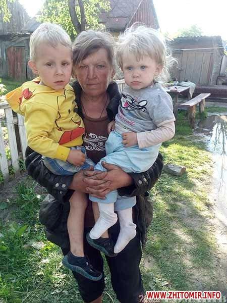 bcasIZ 5 - У селі Житомирської області вигорів будинок – без даху над головою залишилися жінка з дітьми