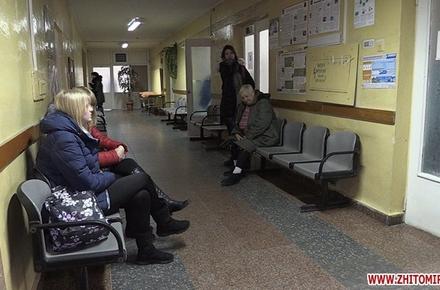 2017 05 23bolnicaroz 02 w440 h290 - Влада Житомира заявляє, що в лікарнях міста почали ставити більш точні діагнози