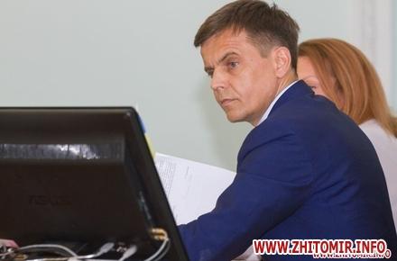 2017 05 25IMG 1735 w440 h290 - Мер Житомира заявив, що ще не підписав рішення виконкому про підвищення вартості проїзду у маршрутках