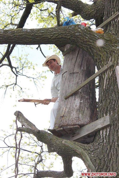 oceZ 09 - На Бабиній горі в Олевську відтворили прадавні обряди древлян: варили мед та водили хороводи