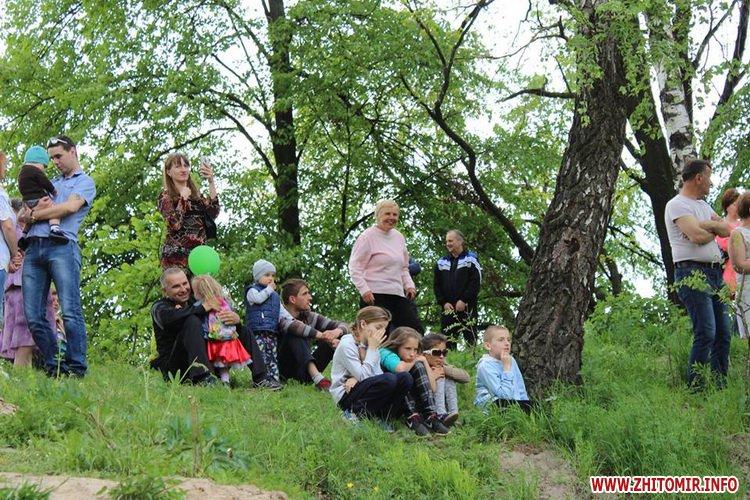 oceZ 12 - На Бабиній горі в Олевську відтворили прадавні обряди древлян: варили мед та водили хороводи