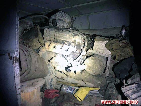 2505PM622image001 - У лісовому масиві в Житомирській області правоохоронці затримали двох рівненських старателів